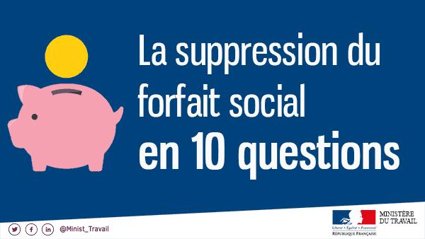 La Suppression Du Forfait Social En 10 Questions Ministere Du Travail
